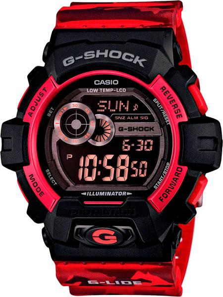 Наручные мужские часы Casio GLS-8900CM-4E
