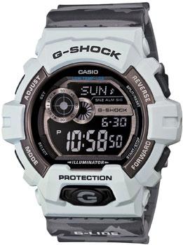 Наручные мужские часы Casio GLS-8900CM-8E