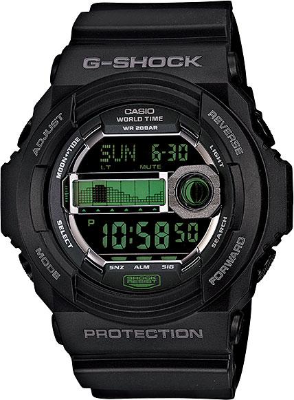 Наручные мужские часы Casio GLX-150CI-1E