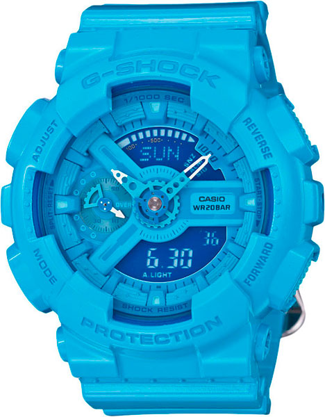 Наручные женские часы Casio GMA-S110CC-2A