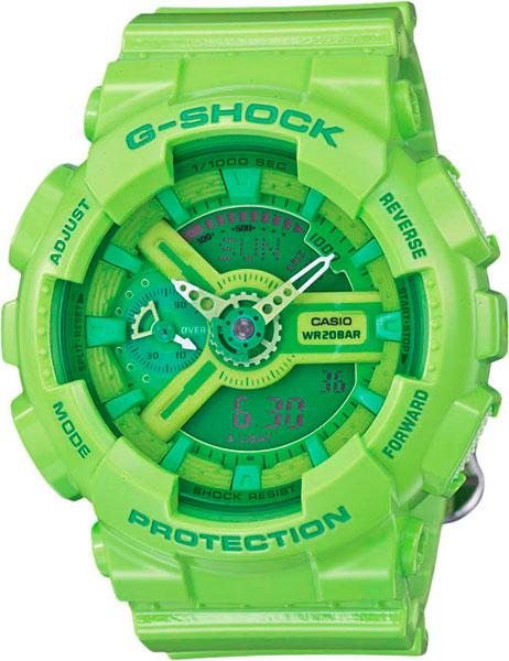 Наручные женские часы Casio GMA-S110CC-3A