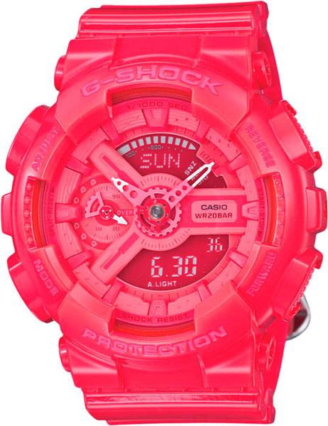 Наручные женские часы Casio GMA-S110CC-4A