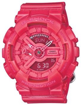Наручные мужские часы Casio GMA-S110CC-4A