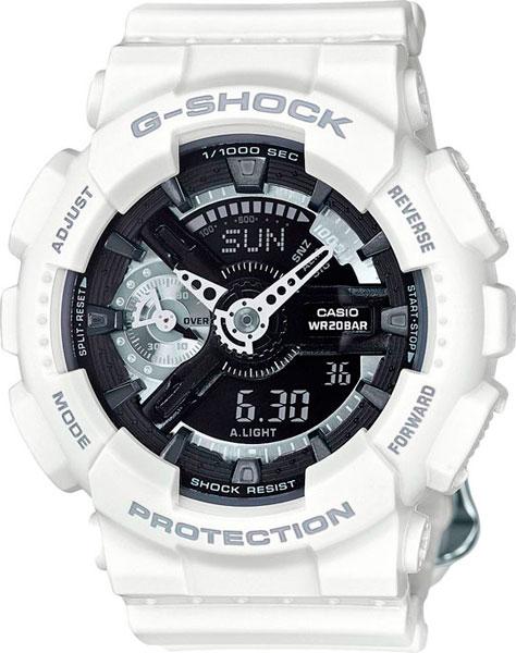 Наручные женские часы Casio GMA-S110CW-7A1