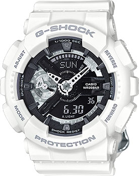 Наручные мужские часы Casio GMA-S110CW-7A1