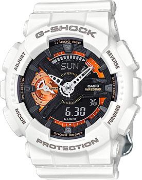 Наручные мужские часы Casio GMA-S110CW-7A2