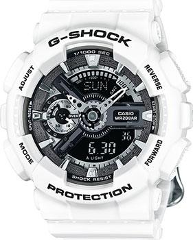 Наручные мужские часы Casio GMA-S110F-7A