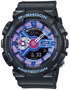Наручные мужские часы Casio GMA-S110HC-1A