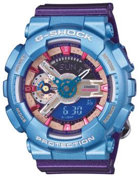 Наручные мужские часы Casio GMA-S110HC-6A