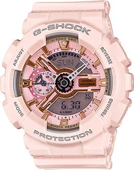 Наручные мужские часы Casio GMA-S110MP-4A1