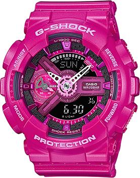 Наручные мужские часы Casio GMA-S110MP-4A3
