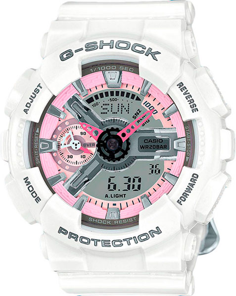 Наручные женские часы Casio GMA-S110MP-7A