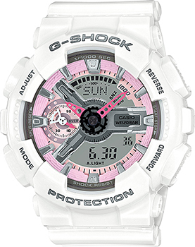 Наручные мужские часы Casio GMA-S110MP-7A