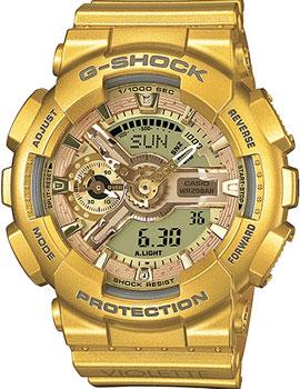 Наручные мужские часы Casio GMA-S110VK-9A