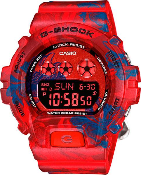 Наручные женские часы Casio GMD-S6900F-4E