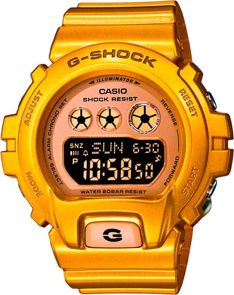 Наручные женские часы Casio GMD-S6900SM-9E