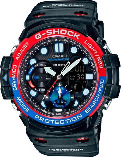 Наручные мужские часы Casio GN-1000-1A