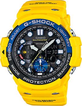 Наручные мужские часы Casio GN-1000-9A