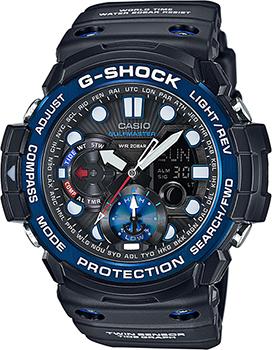 Наручные мужские часы Casio GN-1000B-1A