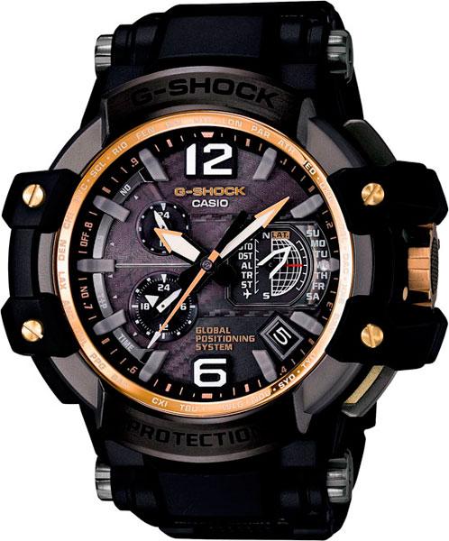 Наручные мужские часы Casio GPW-1000FC-1A9