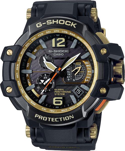 Наручные мужские часы Casio GPW-1000GB-1A