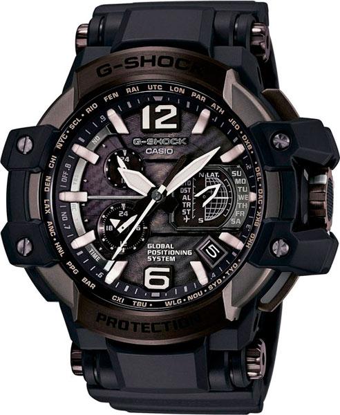 Наручные мужские часы Casio GPW-1000T-1A