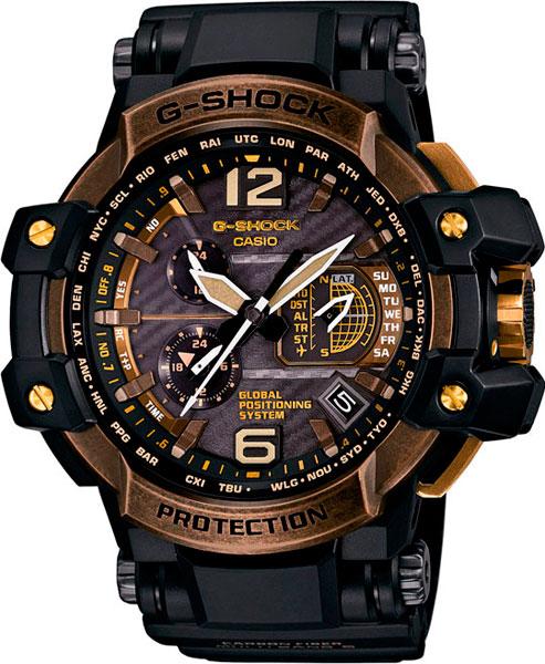 Наручные мужские часы Casio GPW-1000TBS-1A