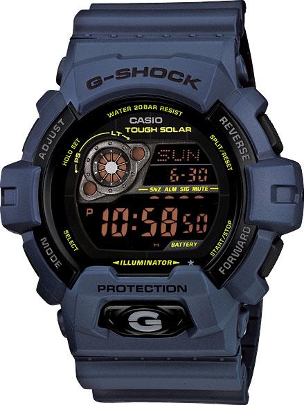 Наручные мужские часы Casio GR-8900NV-2E