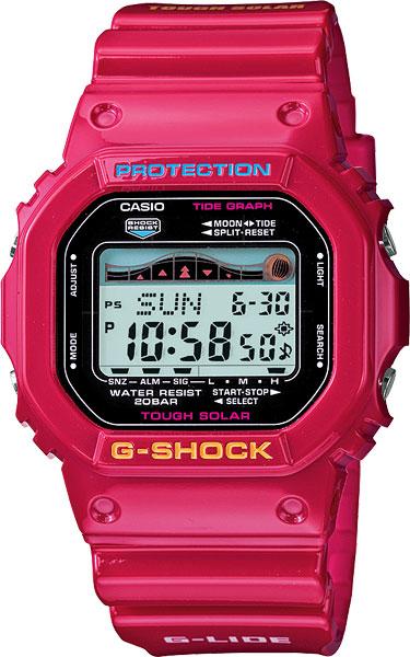 Наручные мужские часы Casio GRX-5600A-4E