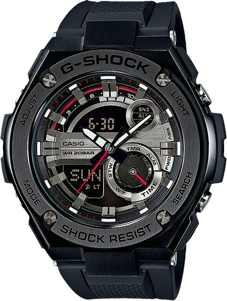 Наручные мужские часы Casio GST-210B-1A