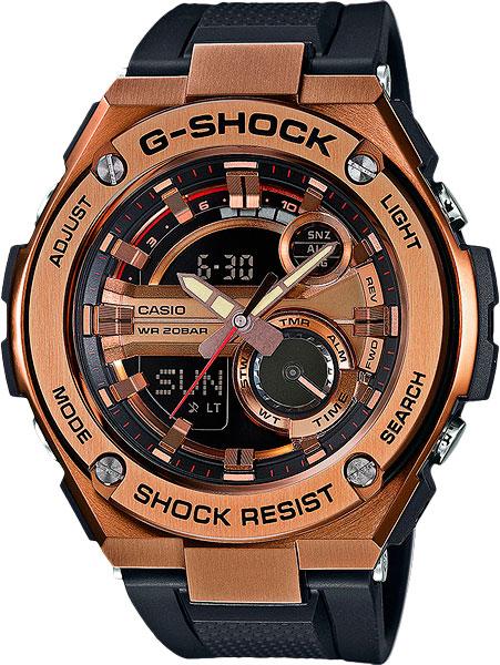 Наручные мужские часы Casio GST-210B-4A