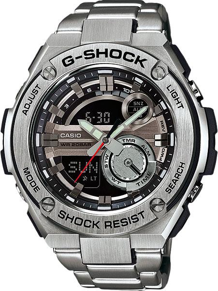 Наручные мужские часы Casio GST-210D-1A