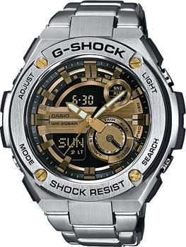 Наручные мужские часы Casio GST-210D-9A