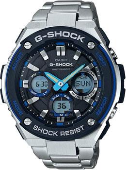 Наручные мужские часы Casio GST-W100D-1A2