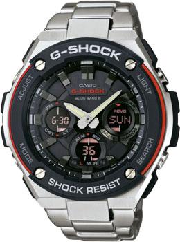 Наручные мужские часы Casio GST-W100D-1A4