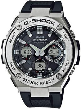 Наручные мужские часы Casio GST-W110-1A