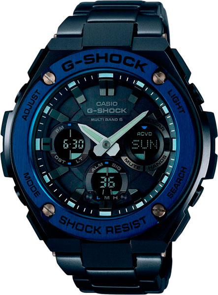 Наручные мужские часы Casio GST-W110BD-1A2