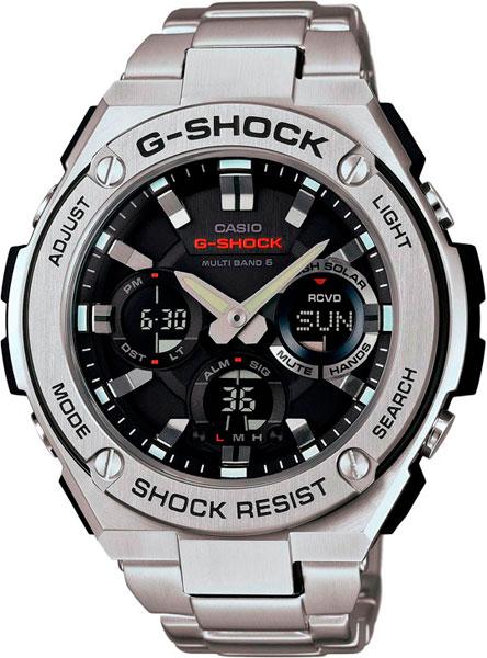 Наручные мужские часы Casio GST-W110D-1A