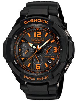 Наручные мужские часы Casio GW-3000B-1A