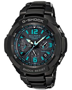 Наручные мужские часы Casio GW-3000BD-1A