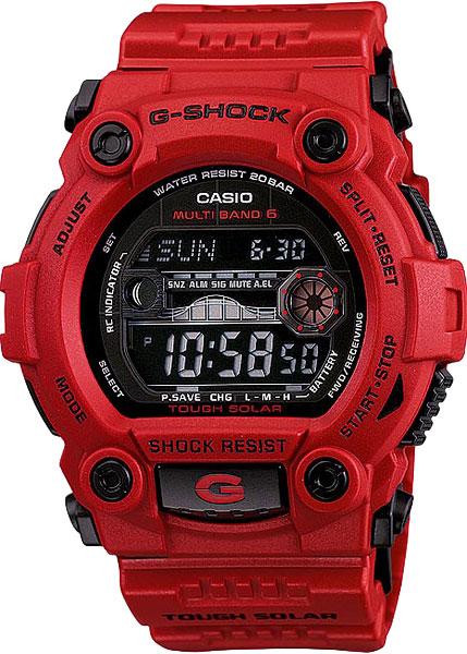 Наручные мужские часы Casio GW-7900RD-4E