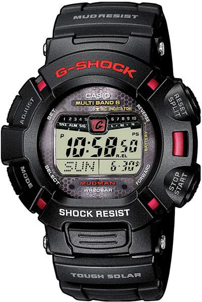 Наручные мужские часы Casio GW-9010-1E