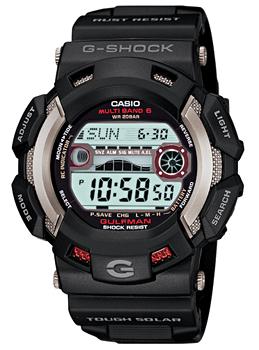 Наручные мужские часы Casio GW-9110-1E