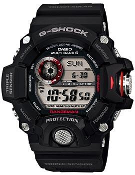 Наручные мужские часы Casio GW-9400-1E
