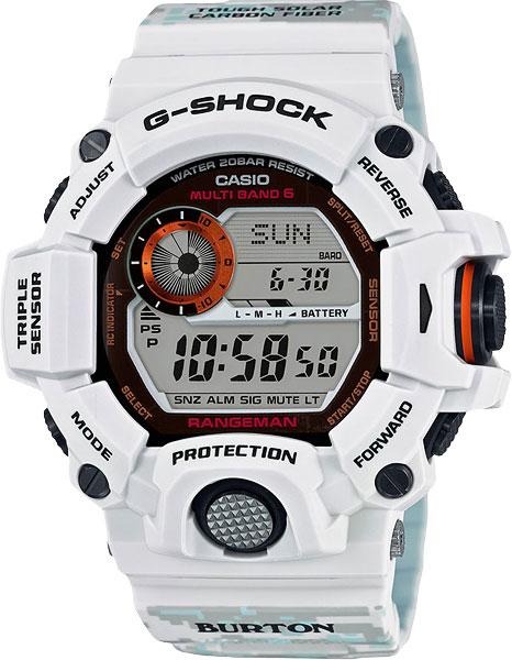 Наручные мужские часы Casio GW-9400BTJ-8E