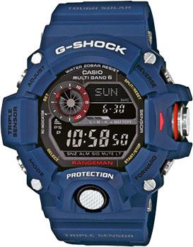 Наручные мужские часы Casio GW-9400NV-2E