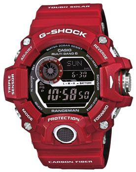 Наручные мужские часы Casio GW-9400RD-4E
