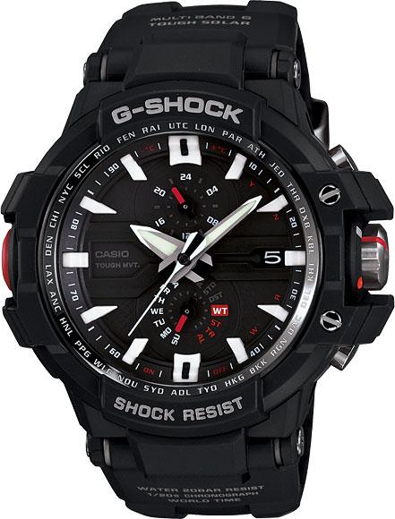Наручные мужские часы Casio GW-A1000-1A