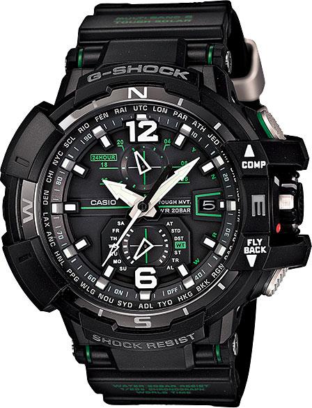 Наручные мужские часы Casio GW-A1100-1A3