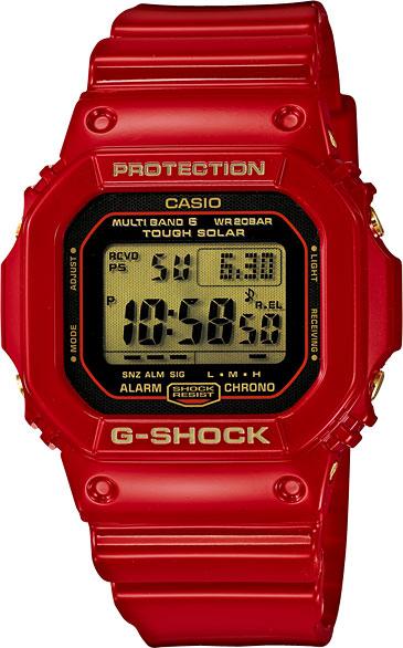 Наручные мужские часы Casio GW-M5630A-4E